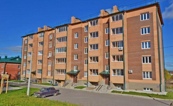 Двухкомнатная квартира в новом доме в центре Волоколамска